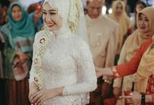 Wedding Day - Amel & Bram by mdistudio