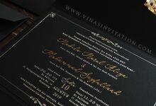 Nabila & Sayful by Vinas Invitation