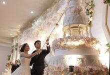Bobby & Riana Wedding by MariMoto Productions