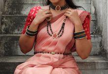Portfolio Shoots by Sharmi's Bridal Studio