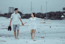 SIMPLE PREWEDDING by OVERSCENE PHOTOGRAPHY