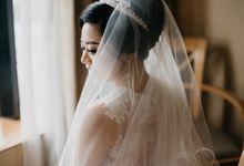 Darwin & Maria Wedding by Amoretti Wedding Planner