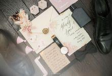 Wedding of Glendy & Agnes @Ocha & Bella, Morrissey Hotel by Sola Fide Organizer