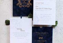 Izzah & Adhi by Vinas Invitation