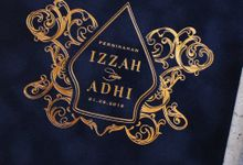 Izzah & Adhi by Vinas Invitation