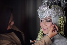 Wedding Uthie & Vegy by DNA Photography