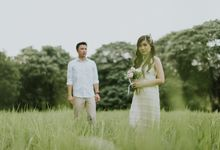 Nicko & Devina Prewedding outdoor session by Lumilo Photography