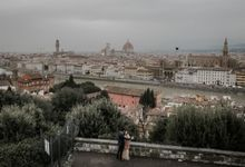 Indonesian prewedding shoot in Florence by Fotomagoria