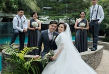 The Wedding Of Willy & Monica by Finest Organizer