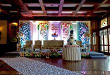 Wedding Jeffry & Felicia ( 22 Feb 2020 ) by Batavia Sunda Kelapa Marina