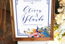 Wedding of Steven & Yolanda by Alleka Design