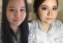Test Makeup by Juny Veniera Makeup Artist
