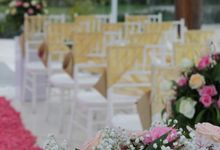 Nico & Dian Wedding by Ungasan Bay View Hotel & Convention Bali