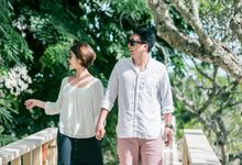 Honeymoon at Amankila Resort Karangasem Bali by All that Bali Wedding