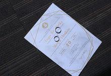 Wedding of Angga & Shirley @Citi M Hotel by Sola Fide Organizer