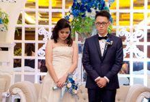Weddding day of Andika & Devi at Angke Restaurant Kelapa Gading by Angke Restaurant & Ballroom Jakarta