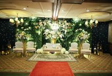Traditional Wedding of Ami & Adi by MERCANTILE PENTHOUSE WEDDING