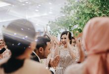 UNFORGETTABLE FUN WEDDING by  Menara Mandiri by IKK Wedding (ex. Plaza Bapindo)