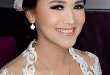 Selphine and Achmad Wedding by Natasha Soetio
