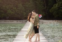 prewedding pulau seribu jakarta by Meemotret