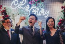 Tying the Knot for Cheng Liang and Glory by Multifolds Productions