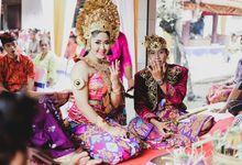 Dewa & Mita Wedding by Fourshot Photography