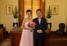 Wedding - William and Henny by JPH Photography