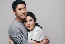 Tiffenie and Andy Prewedding by Natasha Soetio