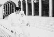 Azizul & Azyan | THE SOLEMNIZATION | by Ministry Of Moment Brunei