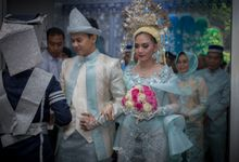 The Wedding of Savira & Redha by EdgeLight Production