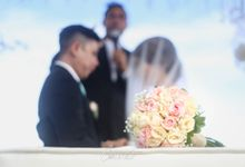 Wedding of Michael and Callista by Coconut Studio