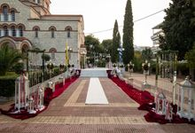 Christmas wedding in Laed by Diamond Events
