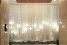 rani & dika wedding decoration by Our Wedding & Event Organizer