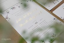 Sukha + Danela by Caramel Card