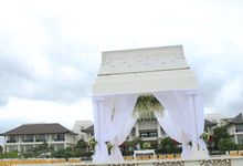 DICKY AND MARIANA WEDDING by Rumah Luwih Beach Resort
