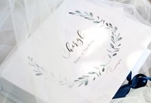 Ms. Viviane Bridesmaid Gift by Roopa