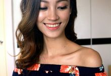 Simple Natural Makeup and Hairstyles by Sylvia Koh Makeup and Hairstyling