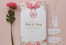 Fredy + Merry by Caramel Card