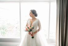 The Wedding of Fendy & Stefanie by Yumi Katsura Signature