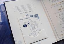 Alvin & Afnan by Vinas Invitation