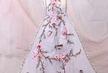 Butterfly Qipao by iLook ( Makeup & Couture )