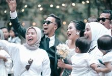 The Wedding of Tya & Wishnu by Decor Everywhere