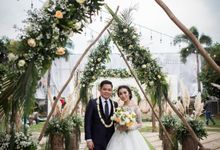 The Wedding of Anissa & Pradewo by EdgeLight Production