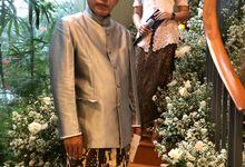 Mariana & Sander (Grand Hyatt Jakarta) by Nengah Krisnarini (MC)