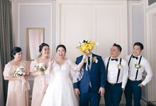 The Wedding of CALVIN HERNA Four Seasons Hotel Jakarta by ASA organizer