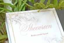 Bridesmaid Gift Ms Ritan Y by Roopa