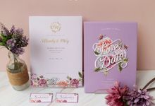 Effendy + Mely by Caramel Card