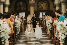Ricky & Nadia Wedding by Isabella Wedding Organizer