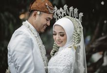 PURI ARDHYA GARINI WEDDING OF FARRAS & ADITYA by alienco photography
