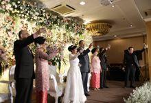 Tobi & Voni Wedding by Teguh MC & MUSIC